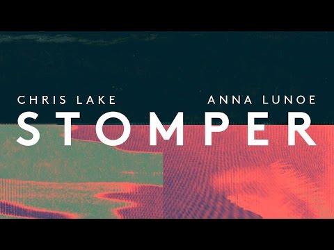 Chris Lake x Anna Lunoe - Stomper (Cover Art)