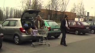 Cikán krade u kauflanfu