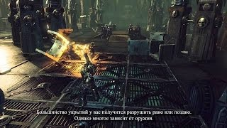 Warhammer 40,000: Inquisitor - Martyr — трейлер «Разрушения»