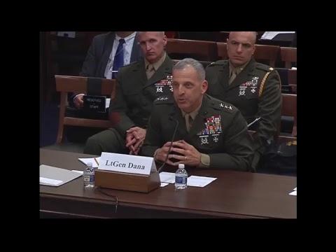 20180306 Marine Corps Readiness Posture (ID: 106942)