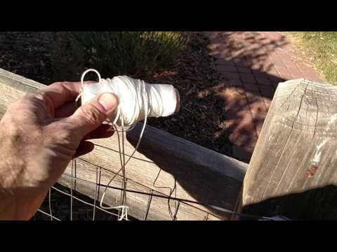 prevent-dog-from-jumping-the-fence---cheap-solution