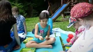 Лагерь в Черновцах – 5776 | Summer camp in Chernivtsi 5776