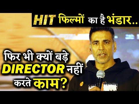 Akshay Kumar Reveals Big Filmmakers Doesn't Work With Him Despite Giving Hit Films! Mp3