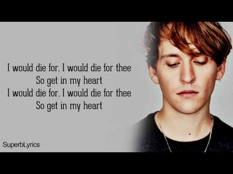 Rhodes  Close Your Eyes Lyrics