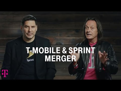 T-Mobile and Sprint Merger: 5G Network Innovation