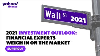 2021 investment outlook: Market experts detail various Wall Street expectations