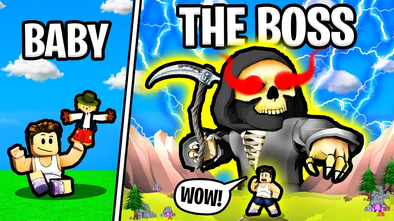 Can I Survive MAX LEVEL MONSTER in Build to Survive? - Roblox