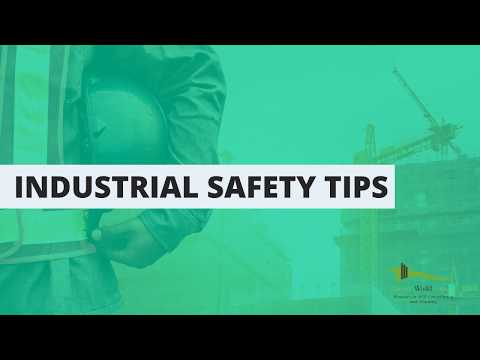 safety-tips-in-a-minute---top-7-industrial-safety-tips-|-lifting-gears-|-green-world-group