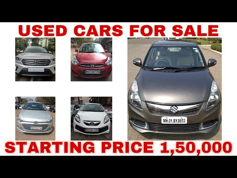 Used Car Starting From ₹1,50,000 | Second Hand Budget Cars In Maharashtra (महाराष्ट्र ) Fahad Munshi