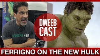 What Lou Ferrigno Thinks of the New Hulk | DweebCast | OraTV
