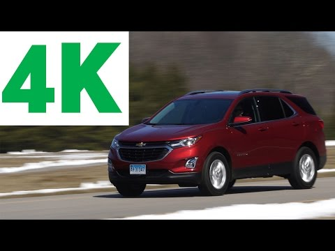 4K Review: 2018 Chevrolet Equinox Quick Drive | Consumer Reports