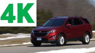 4K Review: 2018 Chevrolet Equinox Quick Drive | Consumer Reports