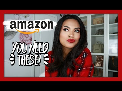 THE BEST AMAZON MUST-HAVES! thumbnail