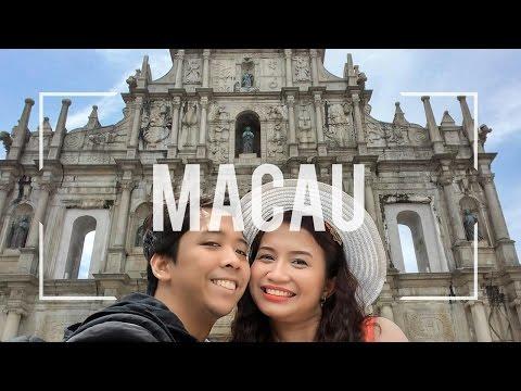 Macau 2016 Tour
