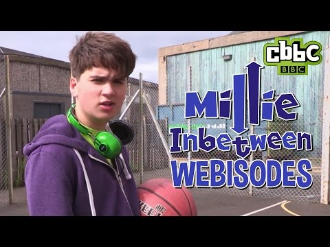 CBBC: Millie Inbetween Webisodes  Beat Box Basketball