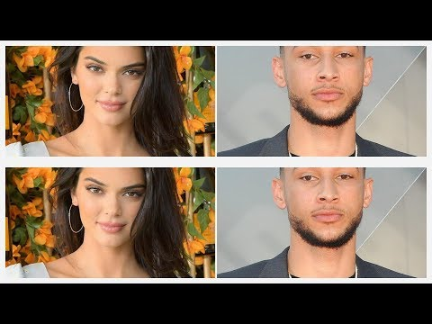 ben simmons confirms dating kendall jenner