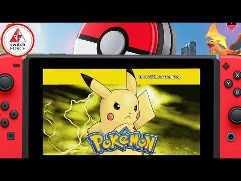 Pokemon Switch = Pokemon Yellow + Pokemon Go?! Terrible/Epic?? (Discussion - Rumor)