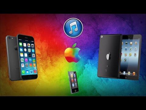 Как удалить музыку с iPod, iPad, iPhone