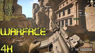 Warface Crytek PC Gameplay Gtx 1070 Ti 4K UltraHD 8700K