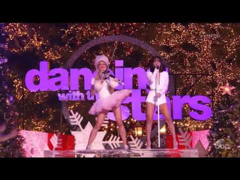 Lindsey Stirling - Christmas C'mon Ft. Becky G Live On Dancing With The Stars