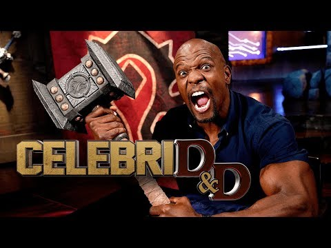 CelebriD&D With Terry Crews