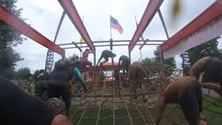 Terrain Racing [Mud Run] 2017 (The Finish)