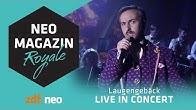 Baby Got Laugengebäck [LIVE] | NEO MAGAZIN ROYALE mit Jan Böhmermann - ZDFneo