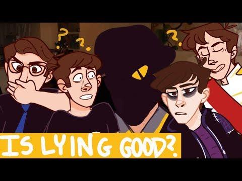 Can Lying Be Good?? | ANIMATIC | Thomas Sanders