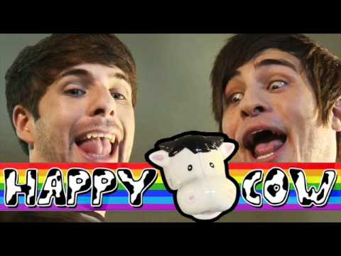 Smosh-Happy Cow Song