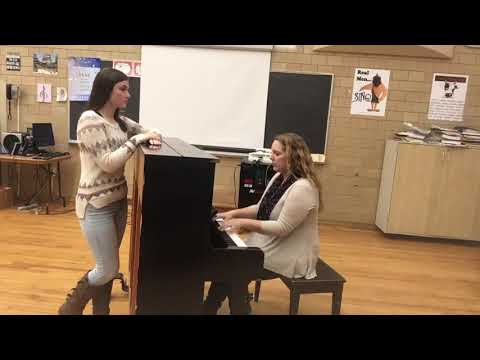 Palace (Sam Smith cover) ft. Kelly Rolfe