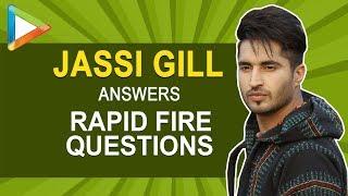 Mujhe AAMIR KHAN ki saari picture acchi lagti...: Jassi Gill | RAPID FIRE | Happy Phirr Bhag Jayegi