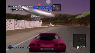 Need For Speed 3 Hot Pursuit | Lost Canyons | Hot Pursuit Race 235