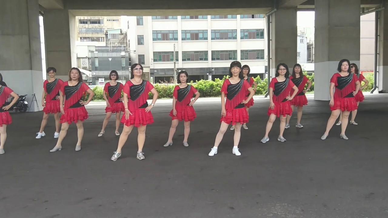 速力八+為你唱的歌(表演排練版)~~~ 紅舞鞋單人舞團 在 員林火車站 107.8.16 - YouTube