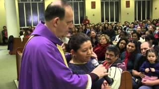 Misa de Sanacion y Testimonios Iglesia Santa Ana Arlington VA Padre Jose E Hoyos