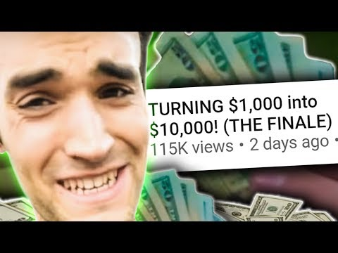 Turning $1 Into $1000 Scams