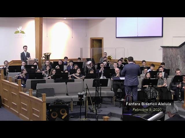Fanfara Bisericii Aleluia - Februarie 9, 2020