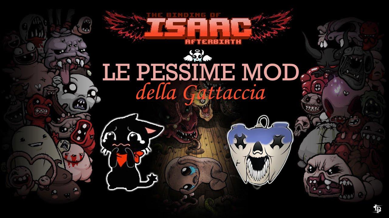 Download Le pessime mod della Gattaccia - The binding of Isaac - Gatta & Orla - ep 01