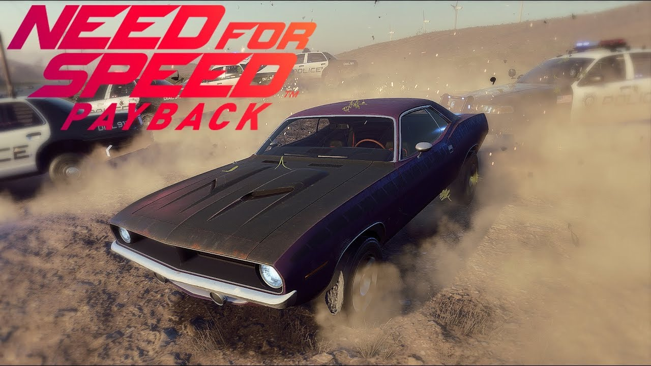 need for speed payback 28 stillgelegtes auto plymouth. Black Bedroom Furniture Sets. Home Design Ideas