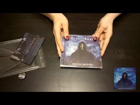 SinnerAngel - Sinister Decálogo [Look at CD]