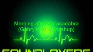 The Soundlovers vs. Timbaland - Morning after Abracadabra (Gabry