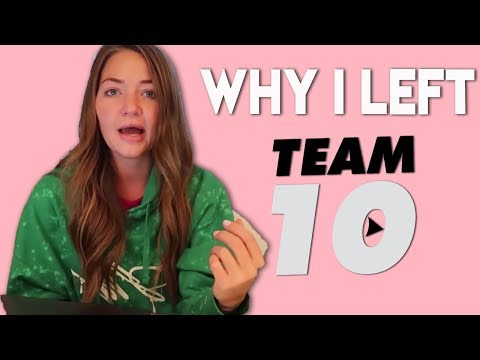 Why I Left Team 10 (The Dark Truth About Jake Paul)