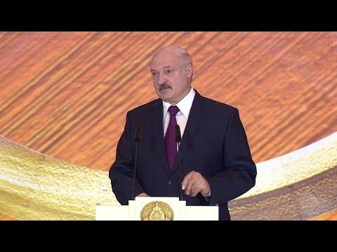 Лукашенко: Чтобы не было хотя бы хуже, чем сейчас. Республиканский бал выпускников – 2019