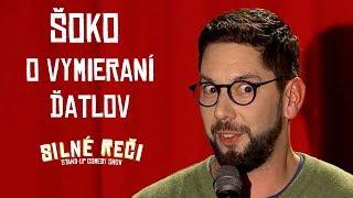 Juraj Šoko Tabaček o vymieraní ďatlov