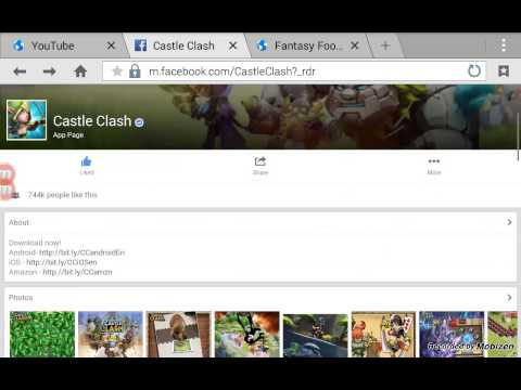 Castle Clash How To Get Free Gems & Hero's