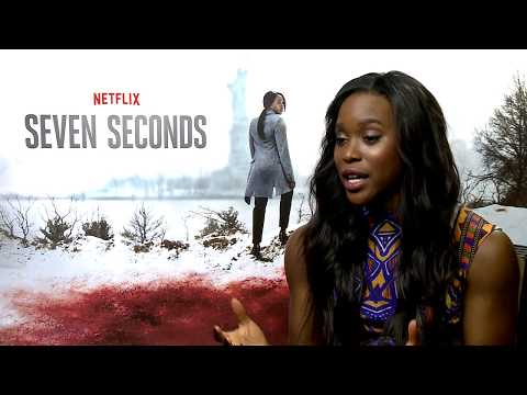 Clare Hope Ashitey talks to Blackfilm com about Seven Seconds