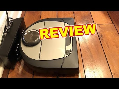 ✅ Review Neato Botvac Robotics D7 Connected Laser Guided Robot Vacuum 2019