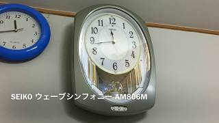 SEIKO ウェーブシンフォニー AM806M