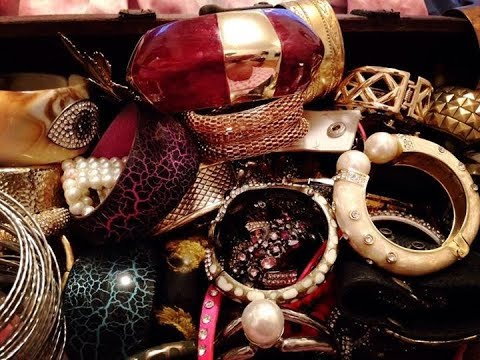 Inside my jewelry box
