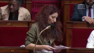 CLASH A L'ASSEMBLEE : La députée Bénédicte Taurine (FI) intervient et réveille Valls et Le Pen !