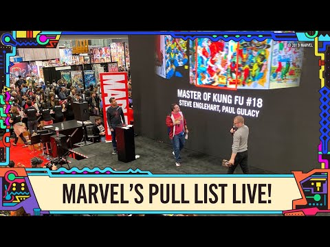 The Pull List LIVE at New York Comic Con 2019!